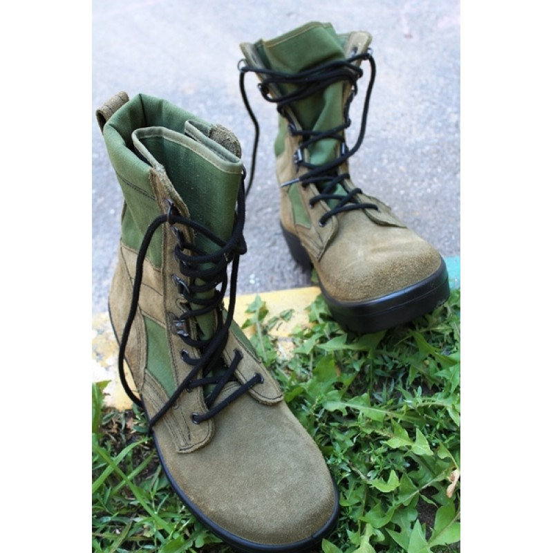 Армейские ботинки Tropen (Голландия)