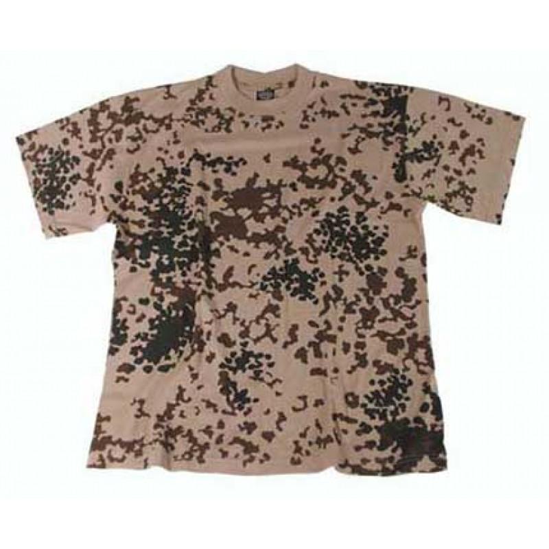 """Армейская футболка (""""тропентарн"""")"""