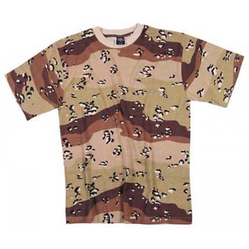 "Армейская футболка США (""шестицветка"")"