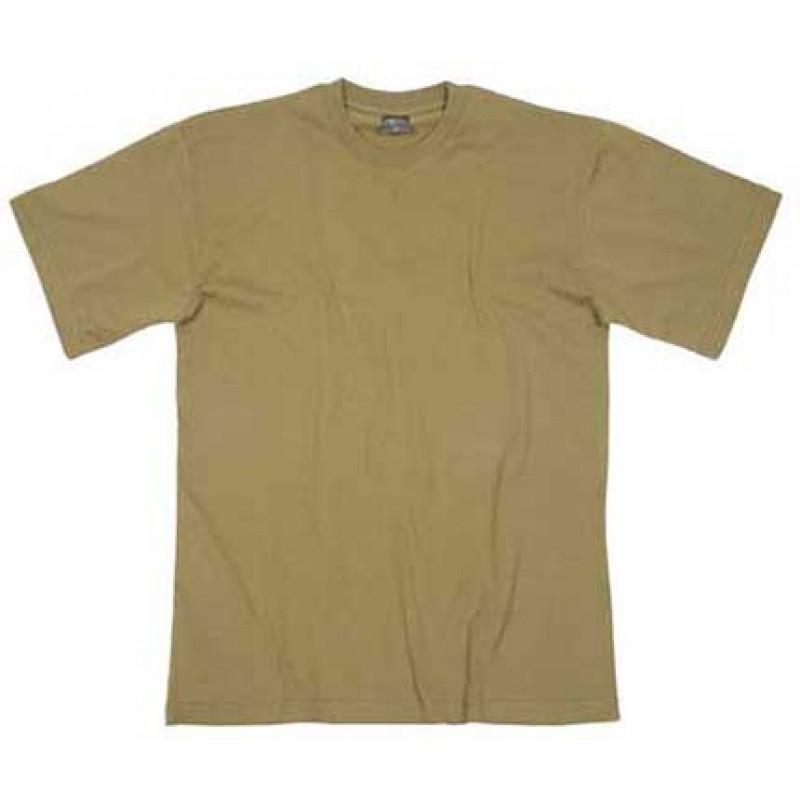"""Армейская футболка США (""""койот"""")"""