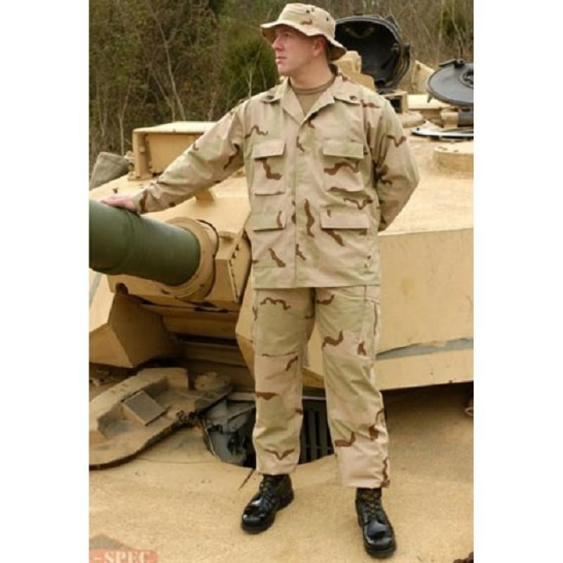 Боевой костюм desert 3-color (США)
