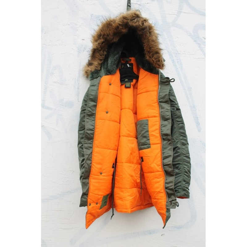 Куртка Alaska Alpha Industries