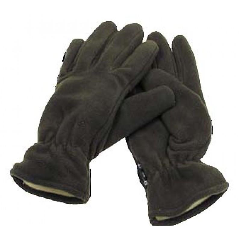 Перчатки бундесвер из термофлиса (Германия)