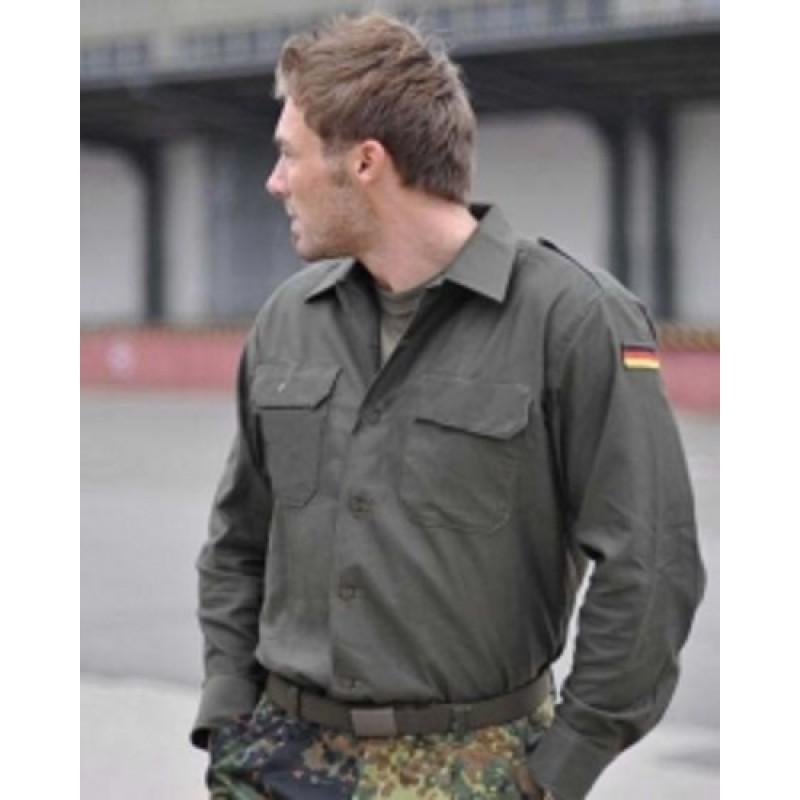 Армейский брючный ремень BW (Германия)