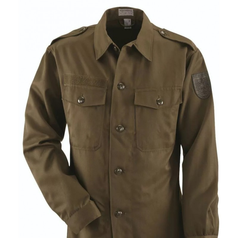 Австрийская армейская рубаха
